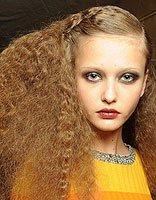 非主流假发爆炸头长发发型 非主流女生爆炸头发型
