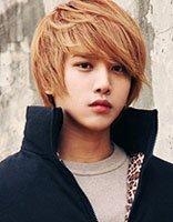 非主流男士最新发型图片及名称 非主流男生长刘海发型