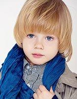 适合3岁男宝宝的发型带图片 3到5岁男孩发型图片