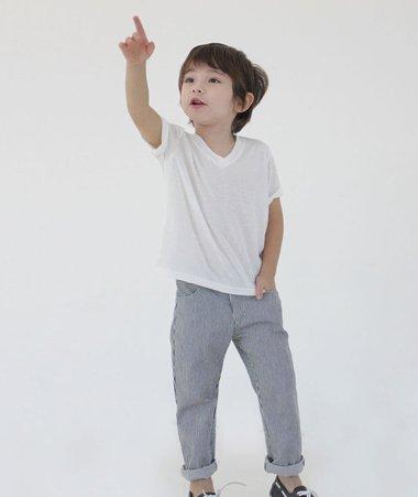 三岁男孩头发的发型图片 三岁男宝宝短发发型图片