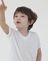 三岁男孩头发的发型图片 三岁男宝宝短发发型