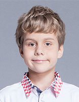 适合小男孩子的发型图片 小男孩子的蘑菇头发型