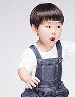 夏季适合三岁小男孩的发型 三岁男孩夏季发型