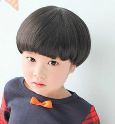 小男孩长发发型图片 2017年流行小男孩长发发型[儿童发型]-男孩发型