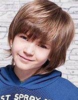怎样用电推给小男孩剪出漂亮的发型 帅气的小男孩发型