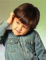 3岁小男孩最新发型 3岁男孩发型图片