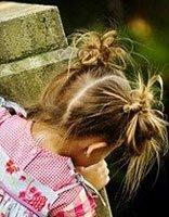 儿童小丸子头怎么扎 儿童丸子头的扎法