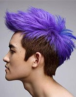 男生挑染头发好看吗 男生挑染头发颜色