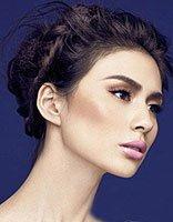 中老年长脸盘发发型图片 中老年长脸发型盘发步骤