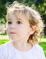 儿童蘑菇头怎么扎好看 小女童蘑菇头发型