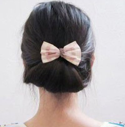 小女孩的头发怎么盘好看 小女孩盘头发的方法