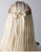 怎样编小孩好看的头发 小孩直发简单编头发的方法