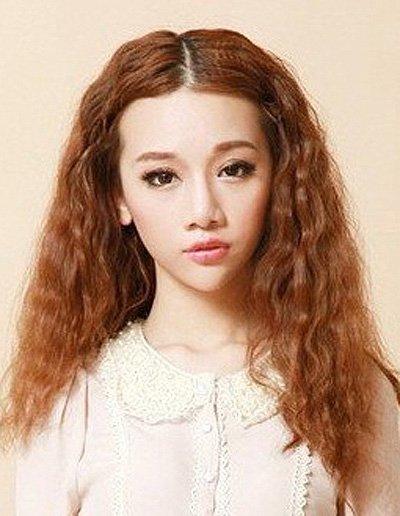 烫发发型图片_短发烫发发型图片_男生烫发发型图片_女图片