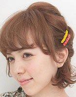 短发盘头发全步骤 女生盘短头发步骤图片