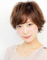最新烫发发型图片 中年妇女烫发发型