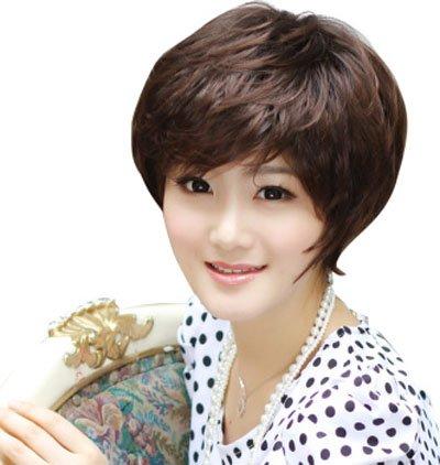 中年女人烫发都有什么发型 韩式中年烫发发型图片