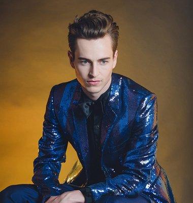 男生短发发型图片和名称 男士方形脸短发发型