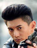 男短头发怎么剪 男生头发推短发的步骤图片