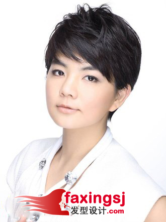 2014年最新女明星短发发型图片图片