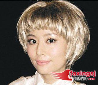 女生短发发型图片2017 女生短发发型大全 女生短发烫发发型 发型师图片