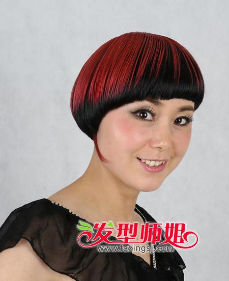 b>女生沙宣短发发型盘点 /b>