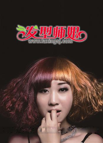 >   最新潮流女生烟花烫魅力发型[发型diy] 标签:烟花烫   烫发发型图片