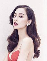 魅力修颜长卷发 演绎多风格气质美女