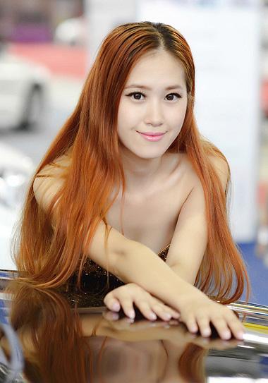 直发染发发型 发色成就美丽内涵