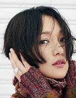显现大气女人的明星发型――周迅发型图片赏