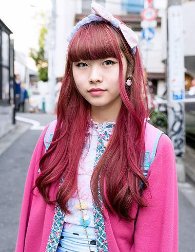 日系秋冬时尚发型 时尚百变演绎个性自己