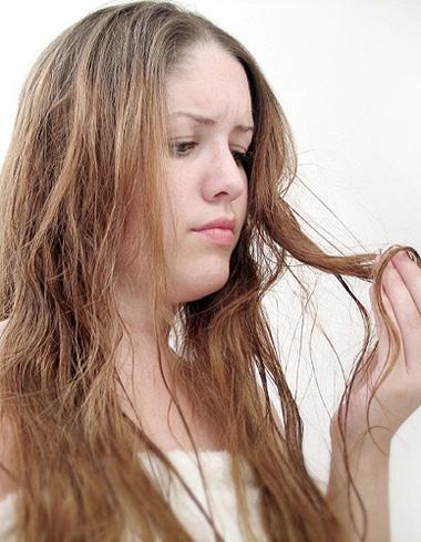 秋冬秀发易干燥 日常养护拯救干性发质