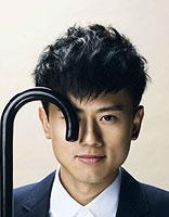 张杰男生短发发型 完美诠释歌手的时尚