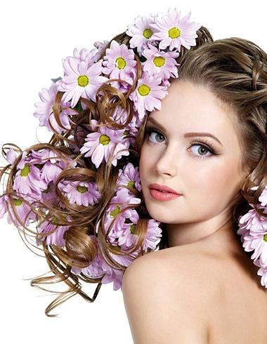 居家秀发护理 针对发质做最有效的秀发补水SPA