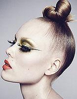 气质高盘发发型 甜美优雅各有各的范