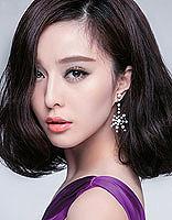 方脸女生烫发发型 时尚修颜简单UP气质