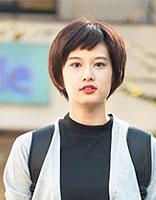 最新日系高刘海发型 时尚修颜显俏丽