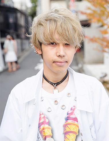 日韩男生潮流染发发型 玩转时尚彰显个性