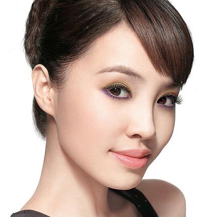 火辣女星蔡依林发型 舞动青春秀出性感