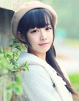萌系少女可爱刘海发型 化身甜心清纯女生