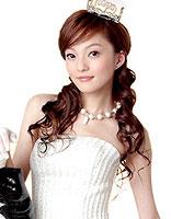 """""""洋娃娃""""女星张韶涵发型 百变长发塑造外国范"""