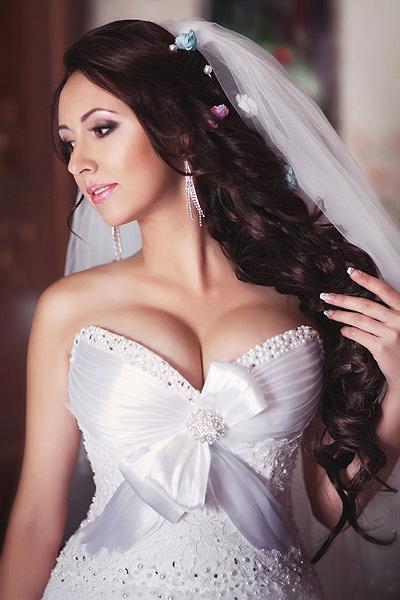 婚纱照发型_2015结婚照发型_韩式婚纱照发型图片_发型图片