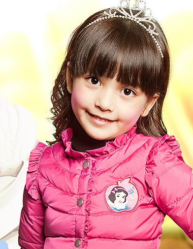 儿童发型魅力满分 精致小女孩发型四季总相宜