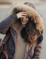 冬季淑女发型精选 天气再冷发型也要美美的