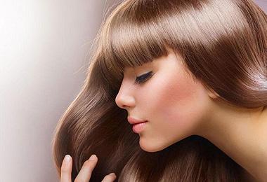 头发也要做保养 让秀发健康不显老