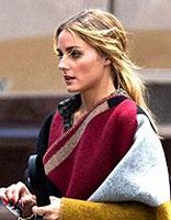 冬季时尚街拍 看欧美女人如何演绎潮流发型