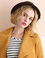 用帽子拗出新造型 演绎不一样的时尚范儿