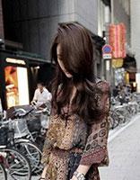 冬日街拍显潮流 街头主流时尚发型集合