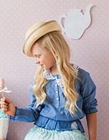 甜美姐妹花发型大集锦 演绎最精彩的萝莉姐妹