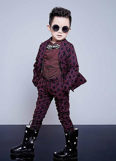 > 儿童发型设计图片 >   近些年,日韩小正太风起云涌,他们的潮流时尚图片