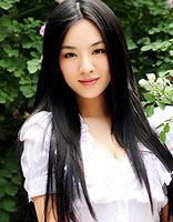 清纯系校园女生长发 初高中长发女生造型